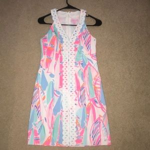 Lilly Pulitzer Lynn Out to Sea shift dress